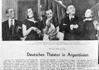 Deutsches Theater in Argentinien